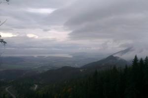 Daždivé jesenné dni