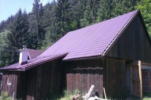 Práce na streche takmer ukončené
