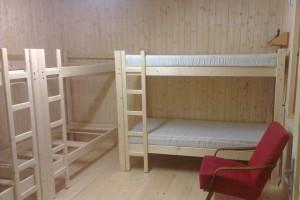 Ukončenie prác v malej izbe